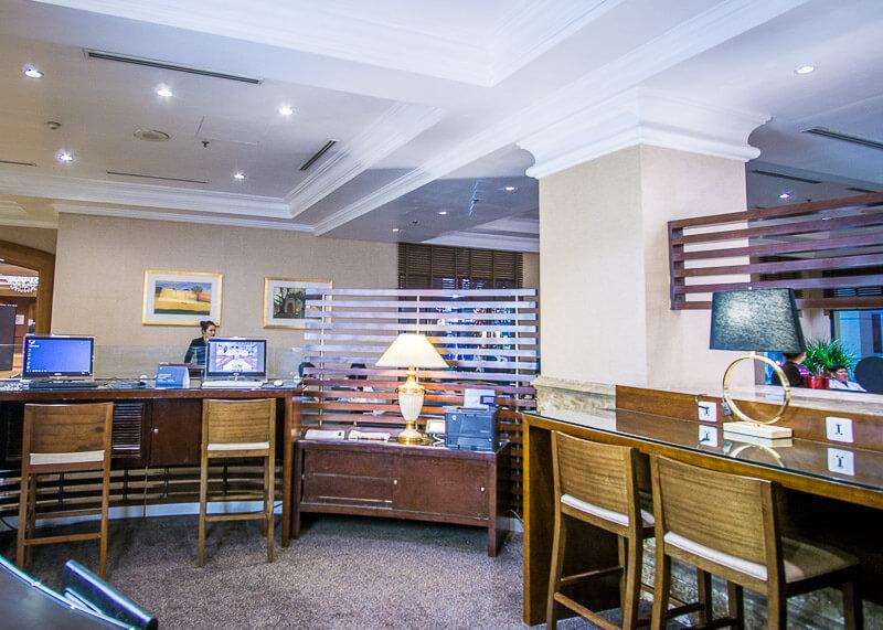 Sheraton hanoi hotel vietnam - business lounge