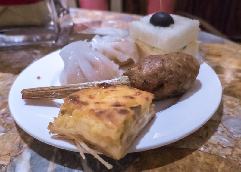 Sheraton hanoi hotel vietnam - plate of food