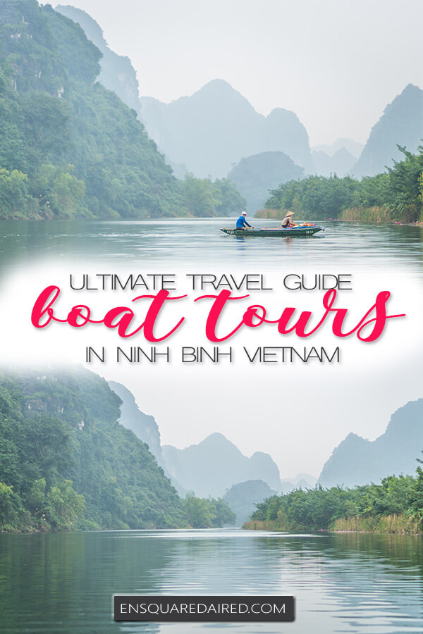 Trang An Grottoes tour - pin