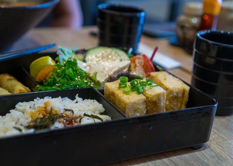 Best Western Plus Travel Inn Hotel Melbourne - bento box