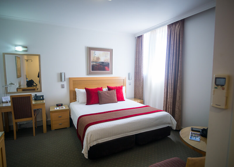 Best Western Plus Travel Inn Hotel Melbourne - room