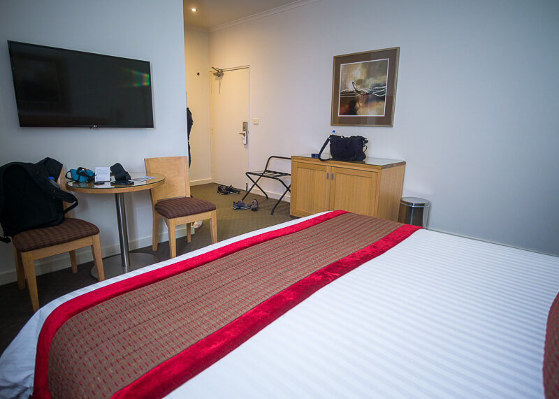 Best Western Plus Travel Inn Hotel Melbourne - bedroom