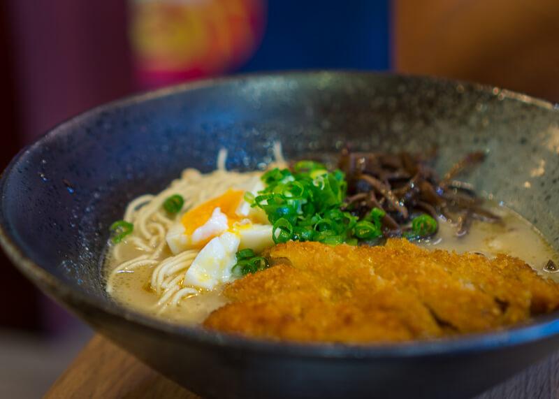 Best Western Plus Travel Inn Hotel Melbourne - noodles