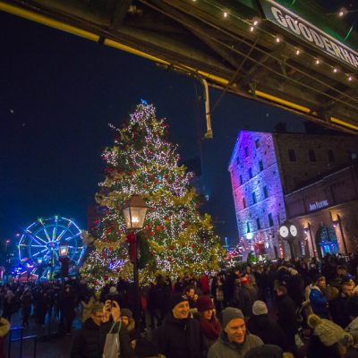 9 Things To Do At The Toronto Distillery District Christmas Market