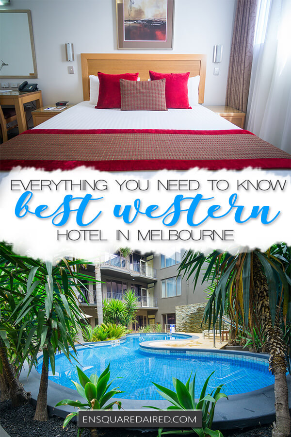 Best Western Plus Travel Inn Hotel Melbourne - pin