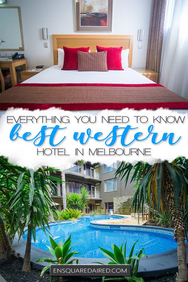 Best Western Plus Travel Inn Hotel Melbourne - pin