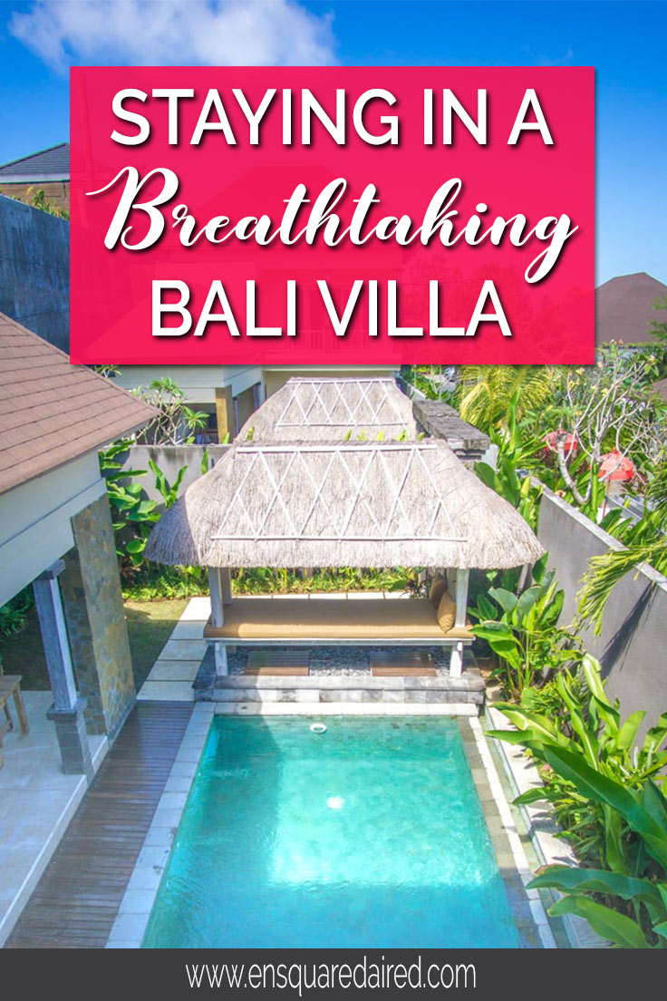 What it s like to stay in a breathtaking bali villa for Luxury places to stay in bali