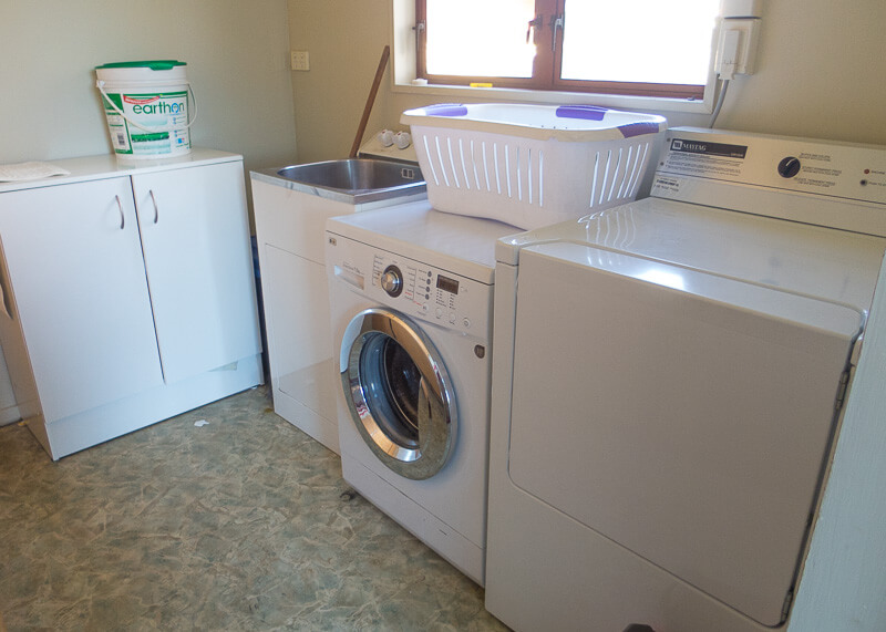Best Western dunedin nz - laundry room