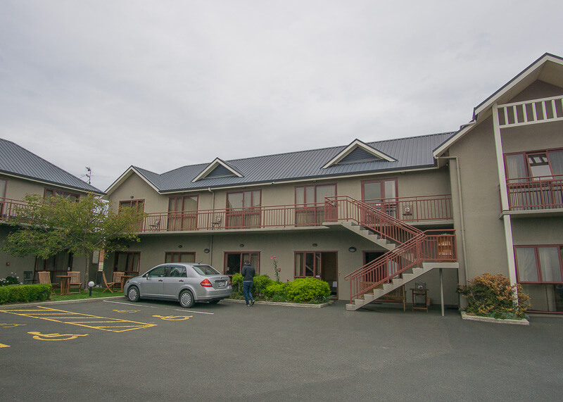 Best Western dunedin nz - rooms and parking