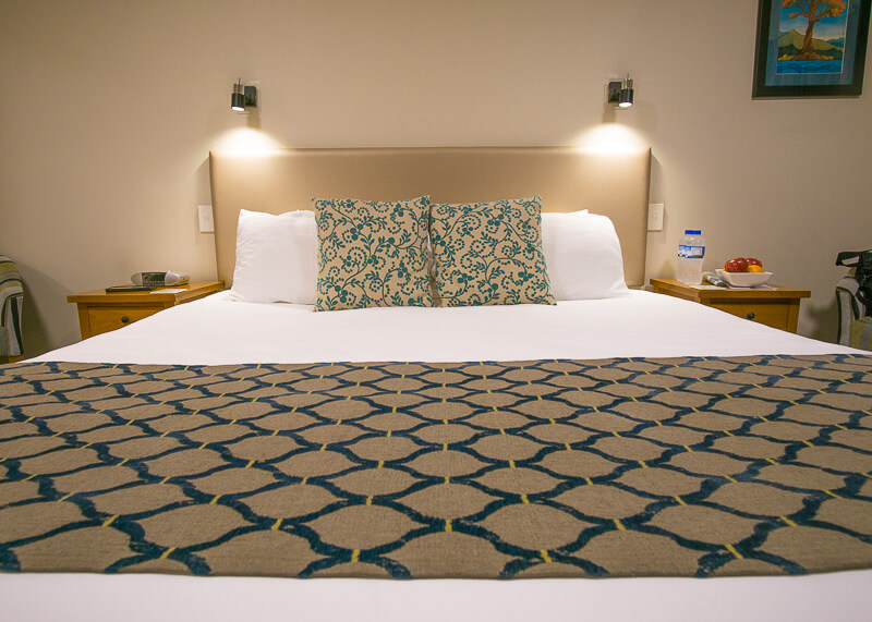 Best Western dunedin nz - comfortable bed