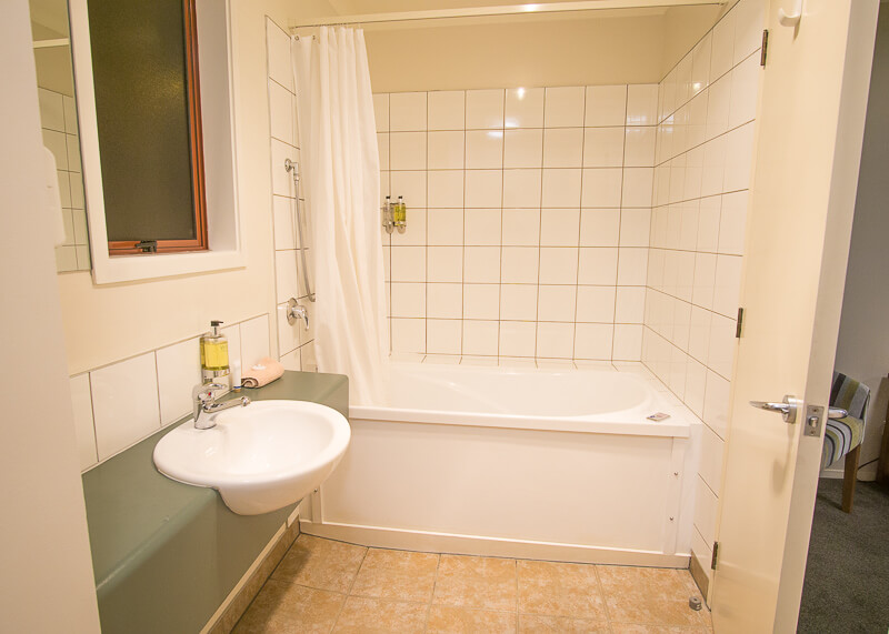 Best Western dunedin nz - bathtub