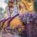 chiang mai flower festival - floats