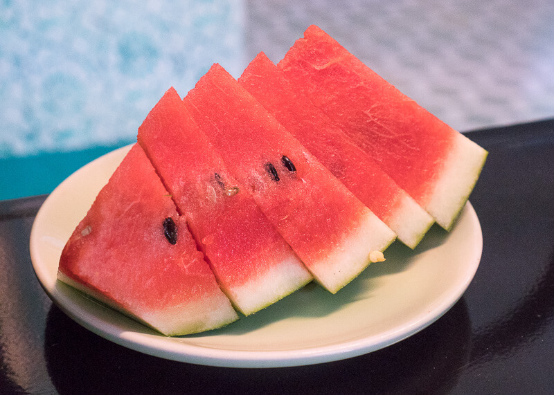Why Cooking Love Chiang Mai Is So Popular | free watermelon