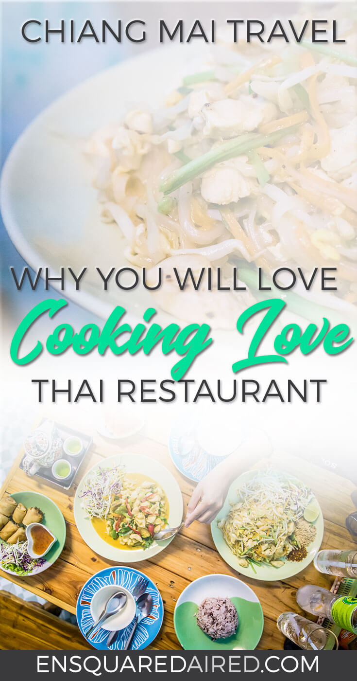 Why Cooking Love Chiang Mai Is So Popular | pinterest pin