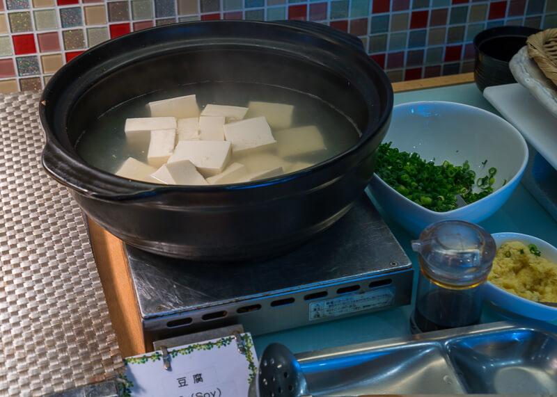 Best Western Tokyo Nishikasai - Miso soup