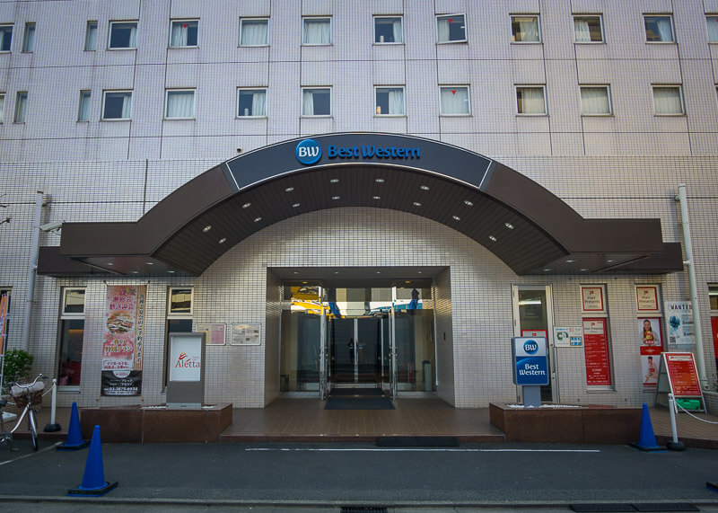 Should You Stay At The Best Western Tokyo Nishikasai?
