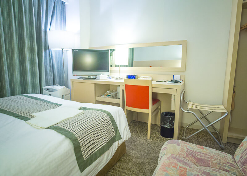 Best Western Tokyo Nishikasai - room