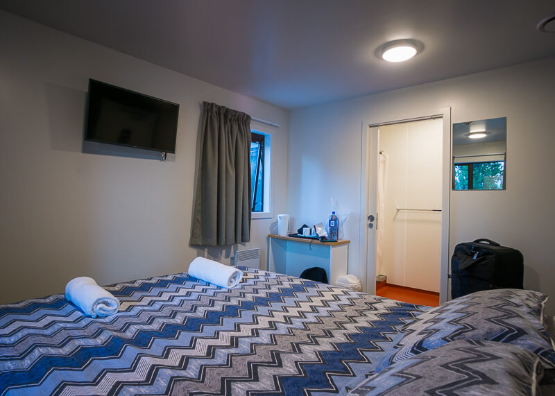 YHA Queenstown Lakefront NZ - room