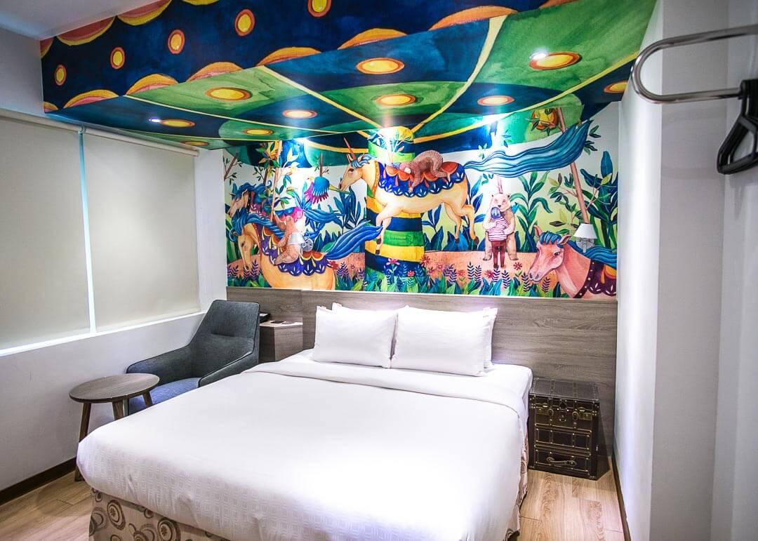 Legend hotel Kaohsiung pier2 - room