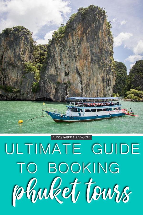 phuket tours pinterest