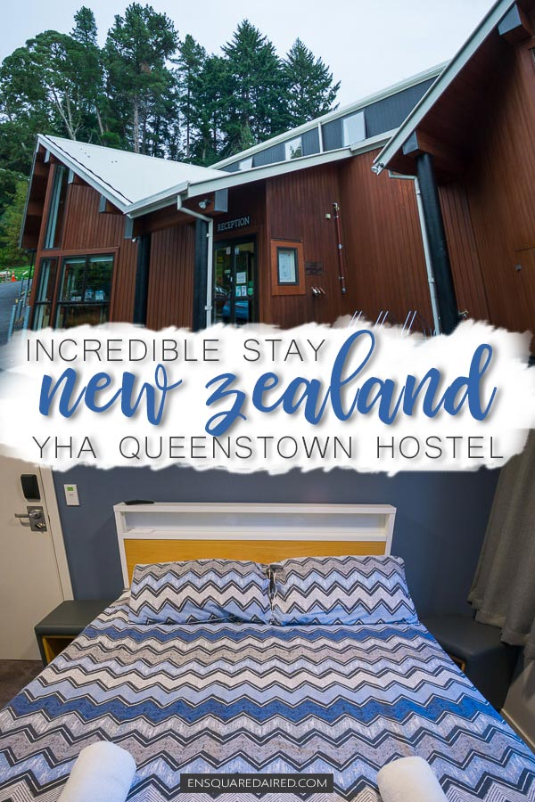 yha queenstown lakefront nz hostel pinterest