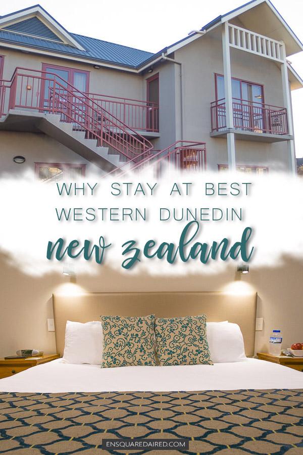 best western dunedin new zealand