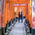 FBest Day Trips Osaka Japan - ushimi Inari-Taisha Shrine in Kyoto