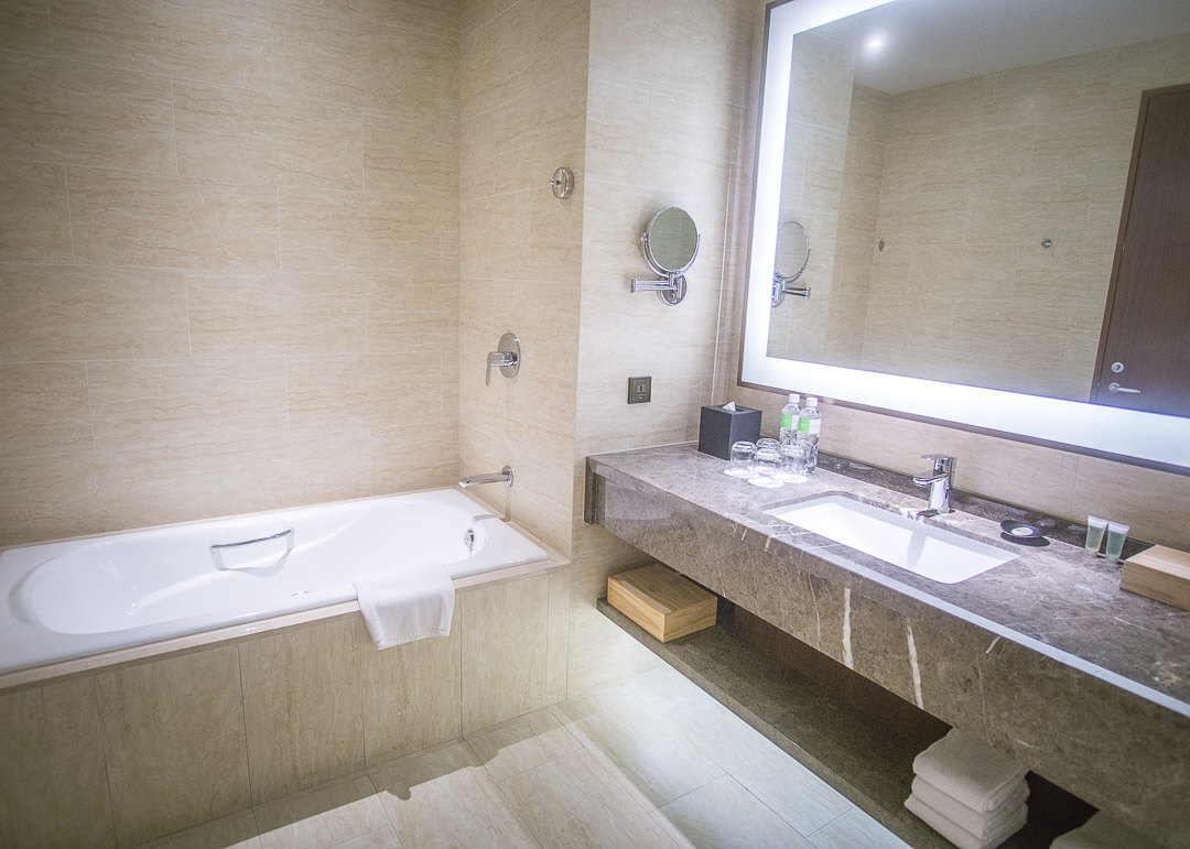 Courtyard Marriott Taipei - Bathroom