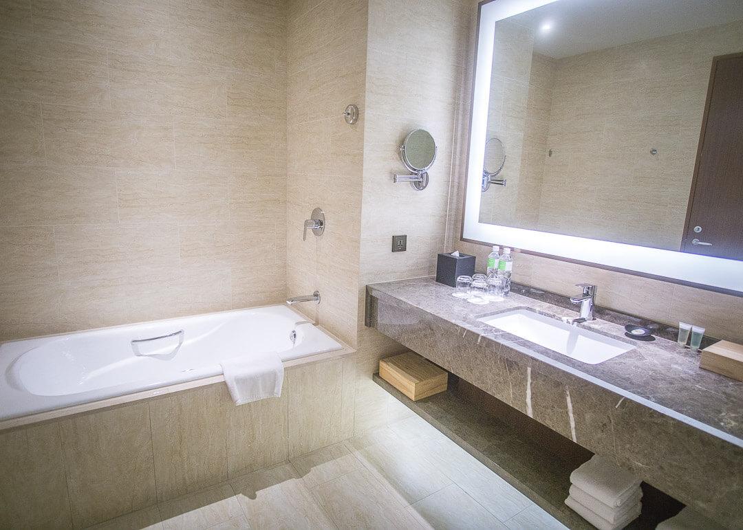 Courtyard Marriott Taipei - Bathroom