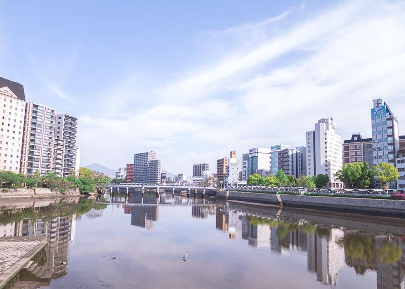 modern nomad life japan taiwan - hiroshima city