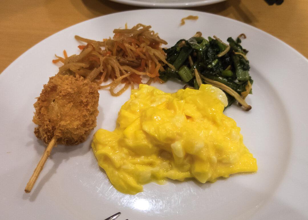 Best Western Hotel Fino Osaka Shinsaibashi - breakfast