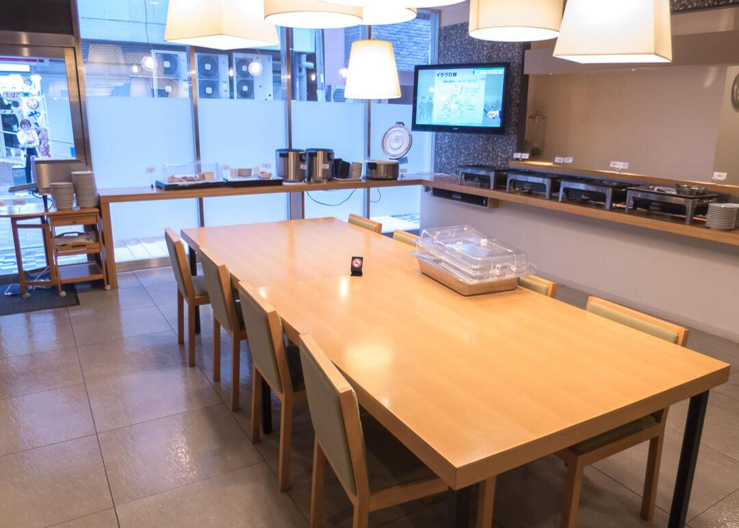 Best Western Hotel Fino Osaka Shinsaibashi - breakfast area