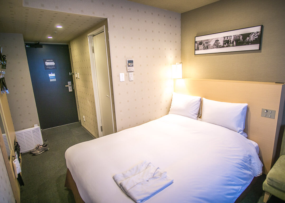 A Great Stay At The Best Western Hotel Fino Osaka Shinsaibashi