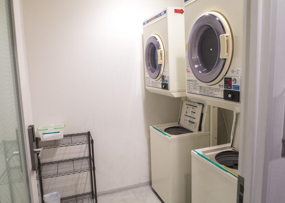 Best Western Hotel Fino Osaka Shinsaibashi - Laundromat
