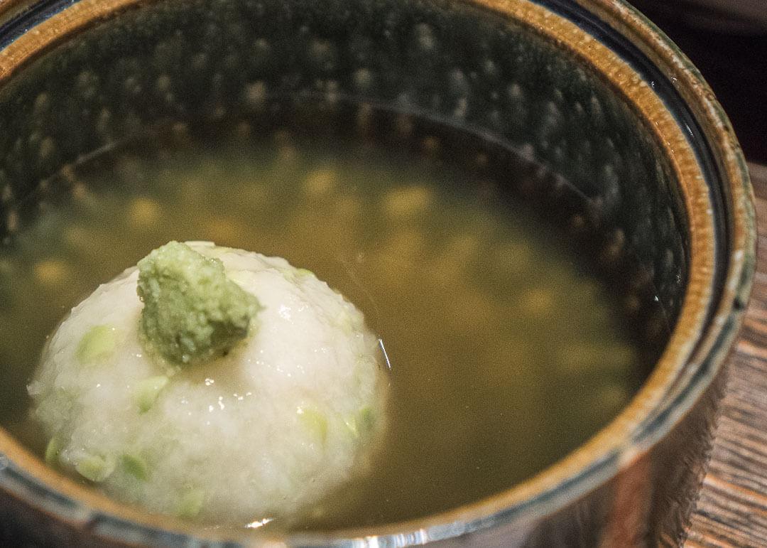 Tenbouen Kinosaki Ryokan - dinner