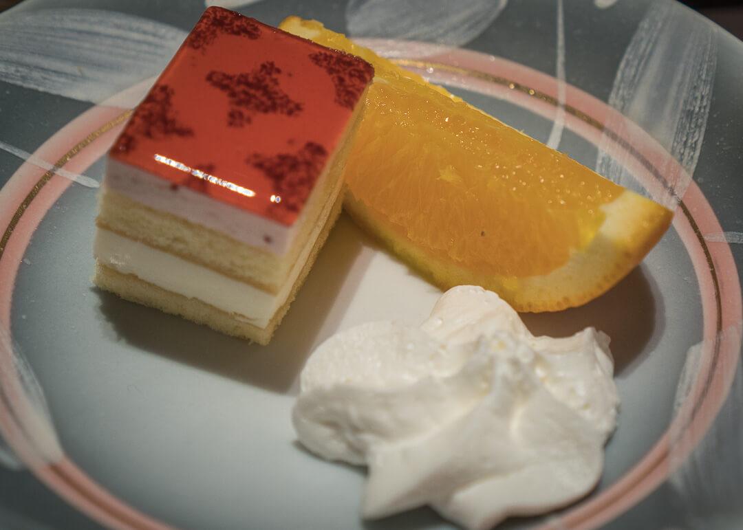 Tenbouen Kinosaki Ryokan - dessert