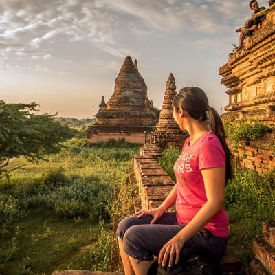Bagan Travel Blog During Our Slow Travels (Part 1)