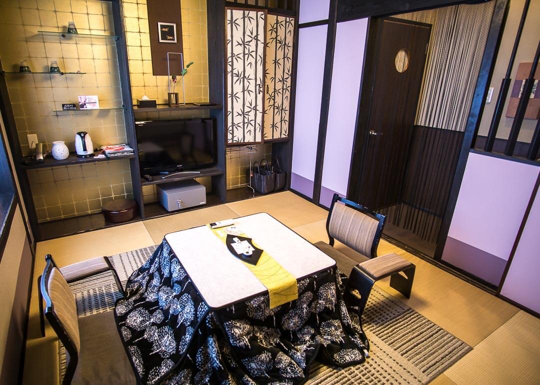 Tenbouen Kinosaki Ryokan - Japanese-style room