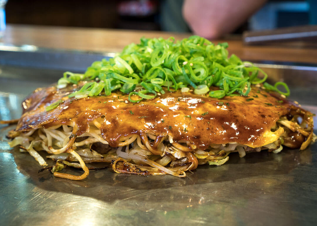 What To Do In Dotonbori - Okonomiyaki