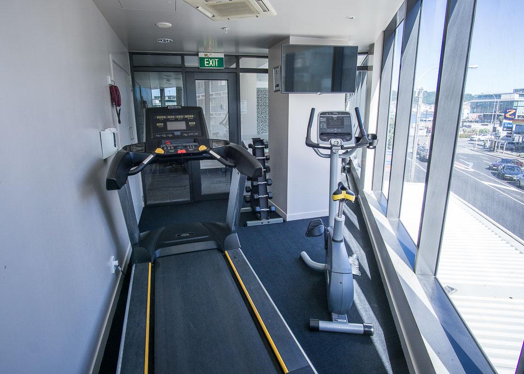 Rydges Hotel Wellington New Zealand - gym