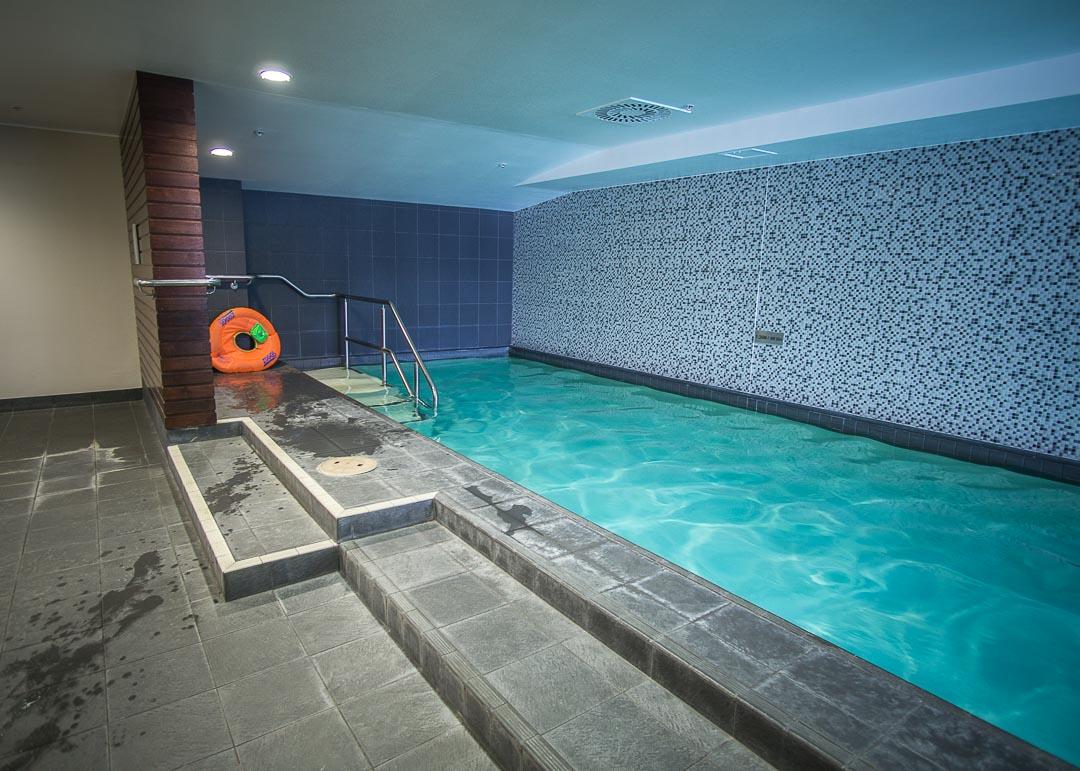 Rydges Hotel Wellington New Zealand - pool
