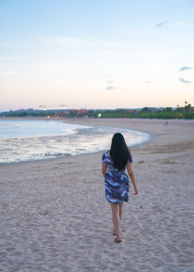 A Moment Of Reflection In Bali Nusa Dua | Bali Nusa Dua has great beaches, beautiful hotels, resorts and of course, exciting shopping areas. But my favourite part of Nusa Dua is the ambiance that allows time for quiet reflection about life. Read more about what Nusa Dua meant to me back then and what it means to me now
