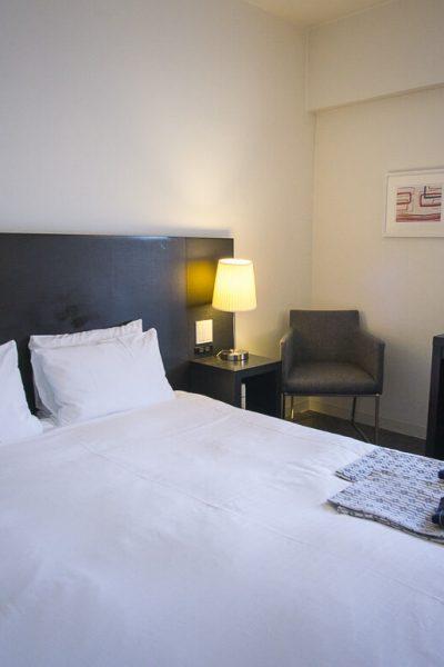 Best Western Yokohama Hotel - hotel room