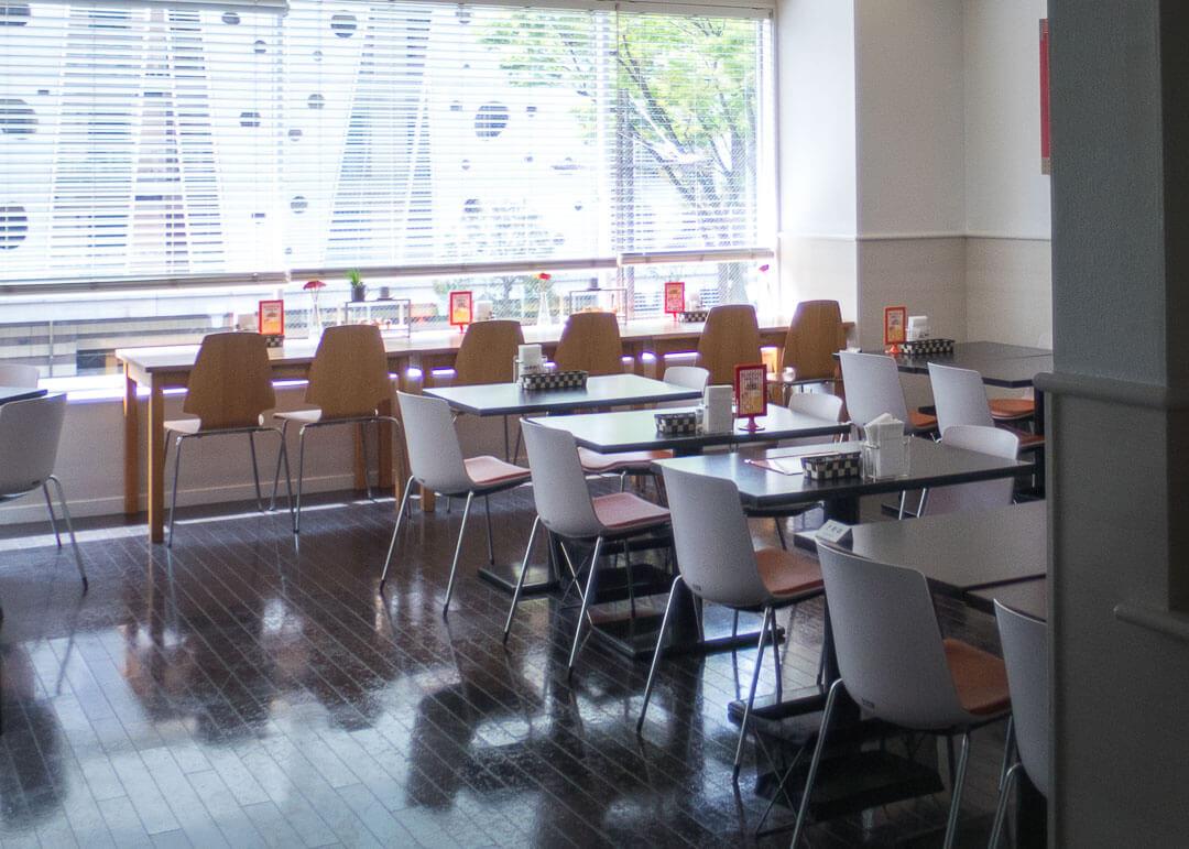Best Western Yokohama Hotel - Dining area