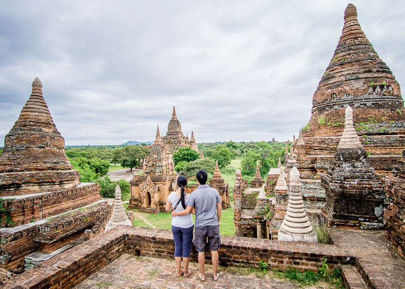 Life As Modern Day Nomads | Fourth Month Highlights | Here is my fourth month's recap of our year of slow travels where we visited Myanmar and Thailand. We visited Mandalay, Bagan and Chiang Mai. Read more about our learnings and adventures. This post will give you wanderlust and thoughts about exciting things to do on your next bucket list journey #travel #nomad #lifestyle #destinations #thailand #myanmar #slowtravel #wanderlust