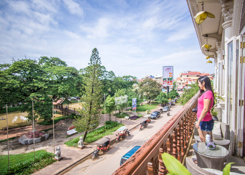 Ta Prohm Hotel Siem Reap - Rich With History And Stunning Art | This hotel is just steps from Pub street and close to great nightlife in Siem Reap. If you have wanderlust for Angkor Wat and you're looking for hotels that are centrally located in Siem Reap, read more about this hotel