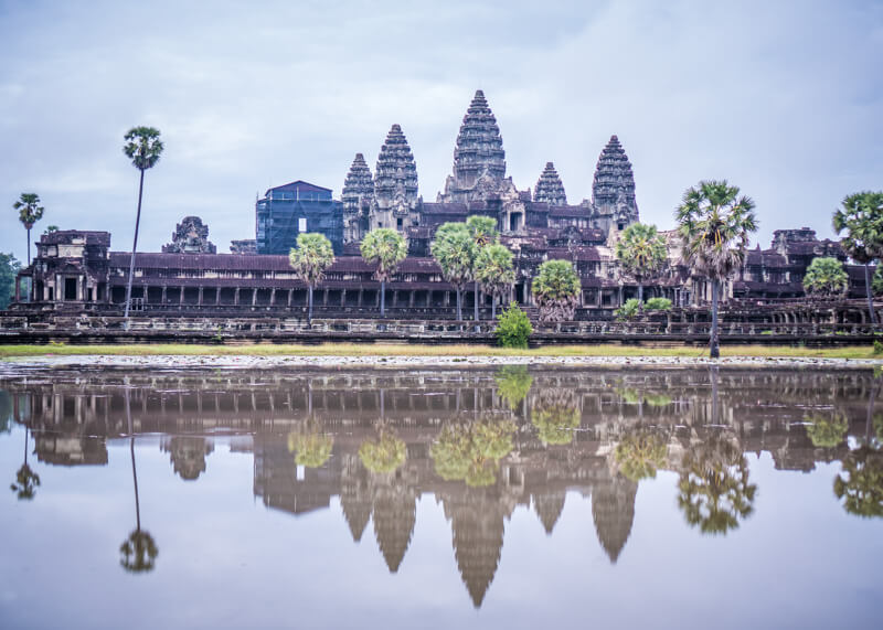 Ta Prohm Hotel Siem Reap - Rich With History And Stunning Art | This Siem Reap hotel is just steps from Pub street and close to great nightlife in Siem Reap. If you have wanderlust for Angkor Wat and you're looking for hotels that are centrally located in Siem Reap, read more about this hotel. #cambodia #siemreap #angkorwat #angkor