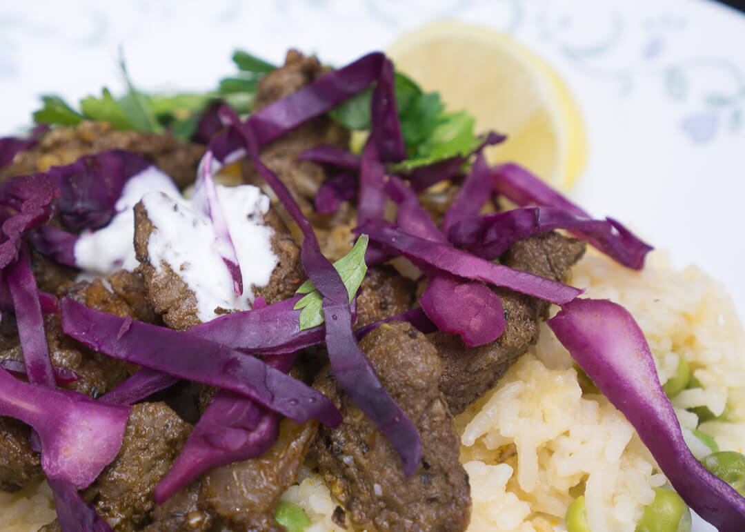 Hellofresh Canada Review - Turkish-spiced beef meal