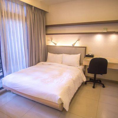 Feeling Like Home At Kee Tai Service Apartment Taipei