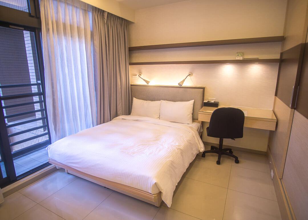 Kee Tai Service Apartment Taipei - room